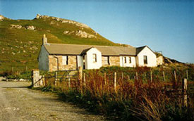 The Elphin Caving Hut